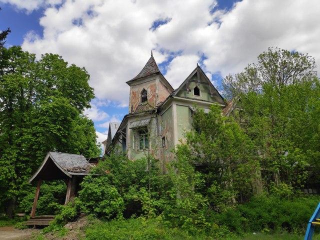 палац Залеського-Браницьких Руде село фото-8