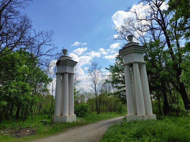 палац Залеського-Браницьких Руде село фото-9