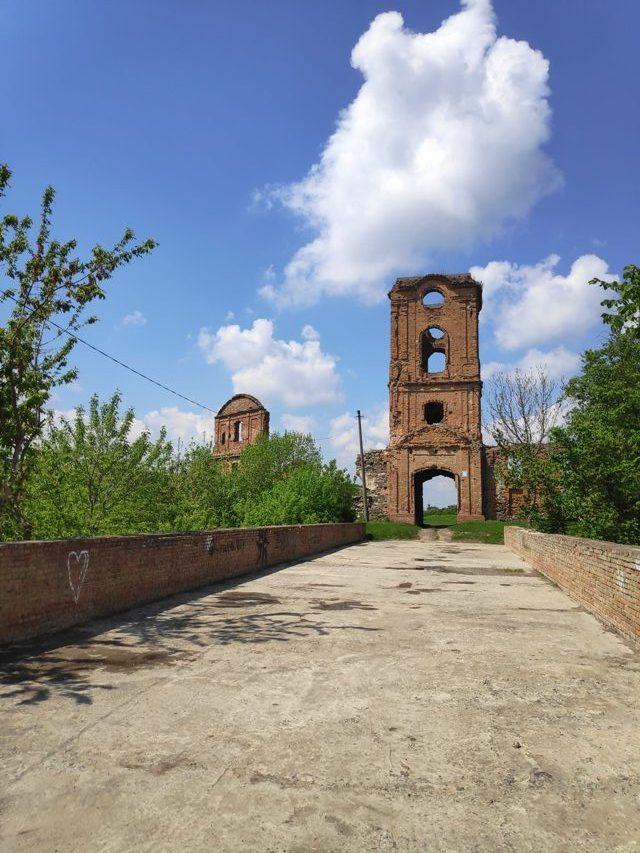Корецький замок фото 5
