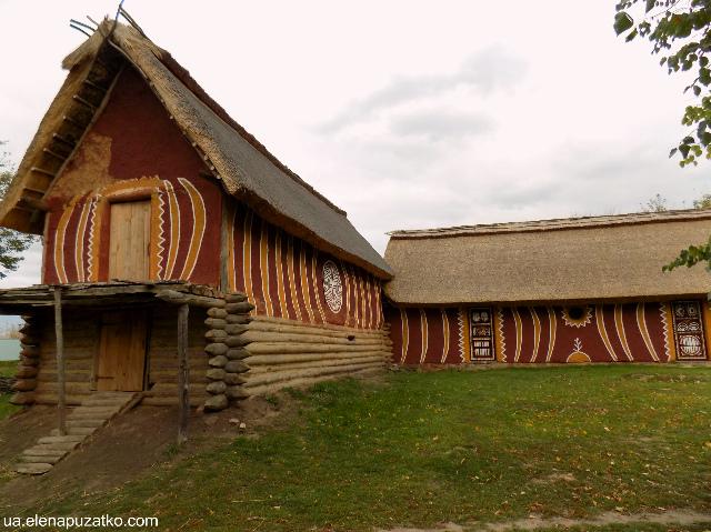 музей трипільської культури легедзине фото-2