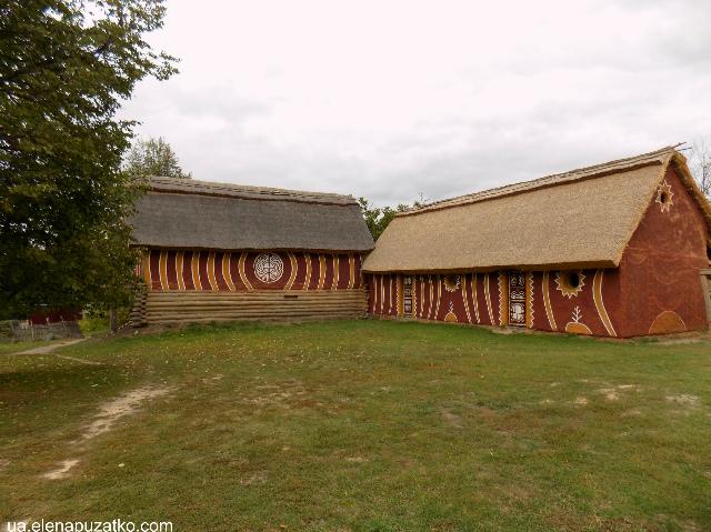 музей трипільської культури легедзине фото-3