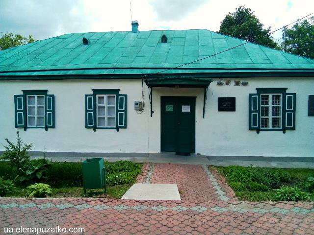 стеблів музей нечуй-левицького фото 11