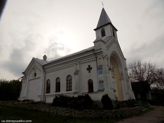 тальне костел святої анни фото-4