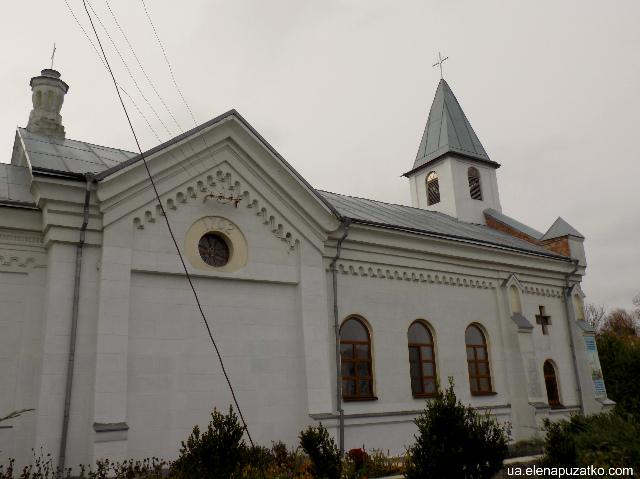 тальне костел святої анни фото-5