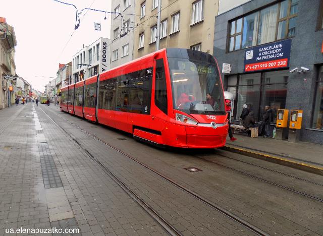 братислава транспорт фото 7