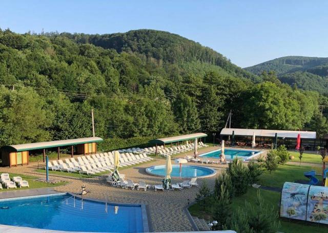 закарпаття готелі з басейном фото -10