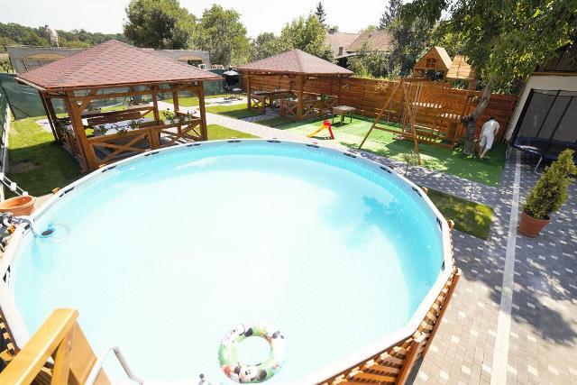 готелі закарпаття з басейном фото -5