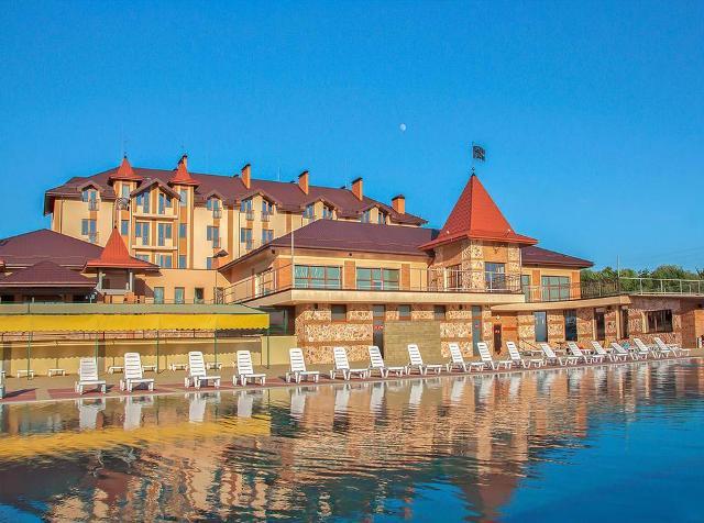 готелі закарпаття з термальними водами фото 7