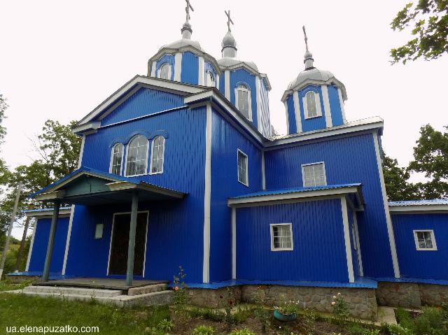 успенська церква село вільховець богуславський район фото 15