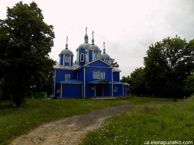 успенська церква вільховець богуславщина фото 6