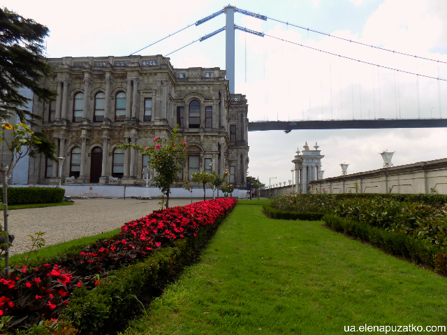 Палац Бейлербей Стамбул фото 30