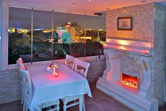 стамбул готелі з терасою фото 2