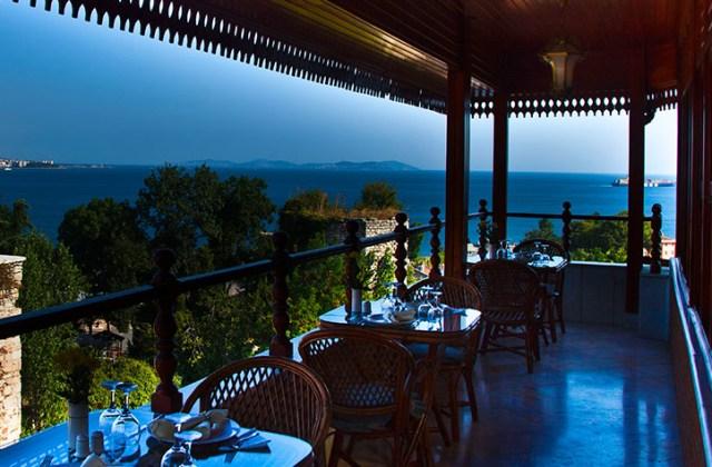 кращі готелі стамбулу з терасою фото 5