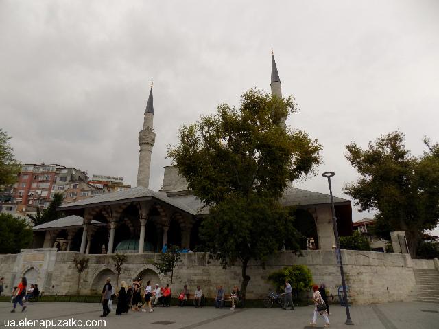 мечеть міхремах султан стамбул фото