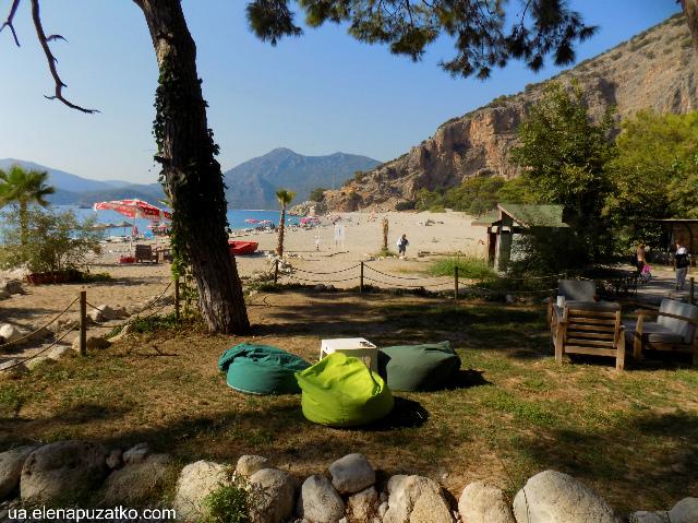 пляж олюденіз фото 16