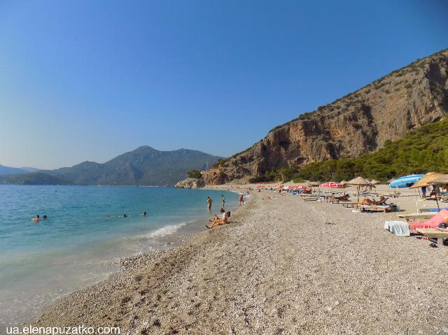 пляж кідрак олюденіз фото 17