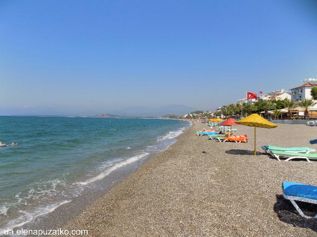 пляж чалиш фетхіє фото 3