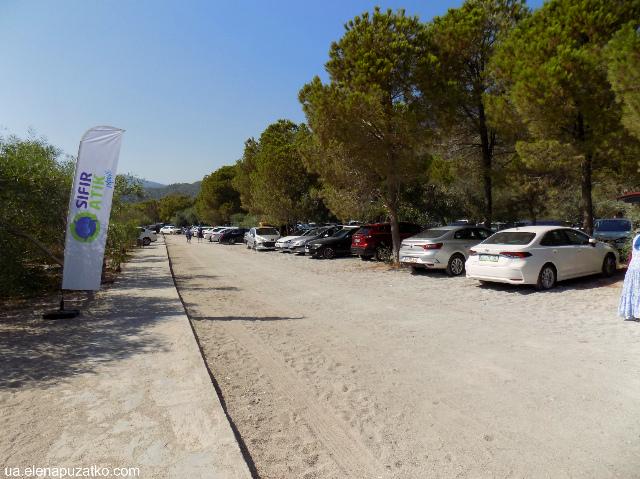 блакитна лагуна пляж олюденіз фото 5