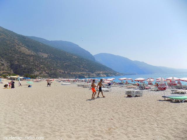 пляж олюденіз фото 9