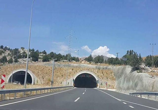 тунель гечек даламан
