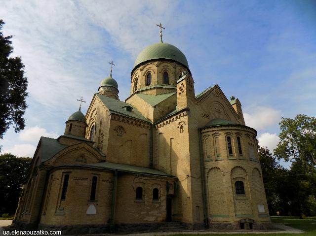 пархомівка церква покрова пресвятої Богородиці фото 6