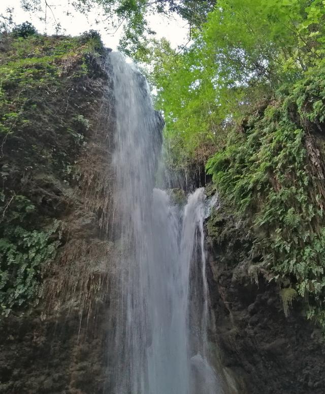 водоспад гізлігент фетхіє туреччина фото 1
