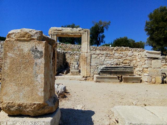 патара античне місто туреччина фото 11