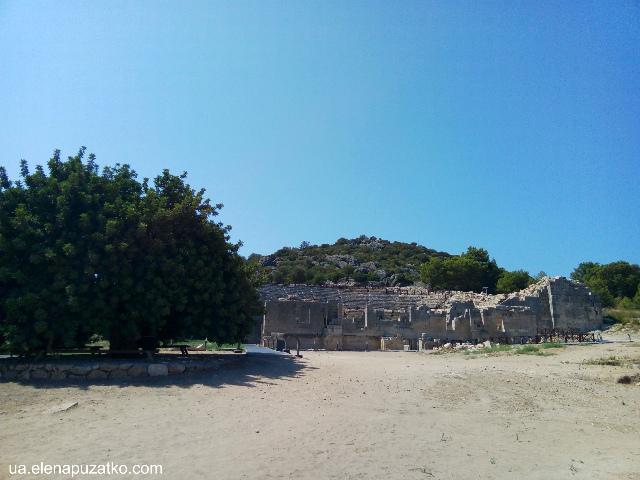патара античне місто туреччина фото 12