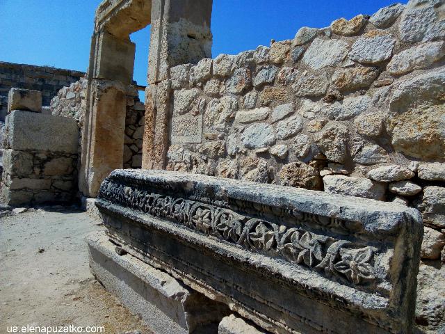патара античне місто туреччина фото 13