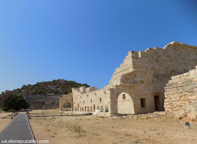 античне місто патара туреччина фото 19