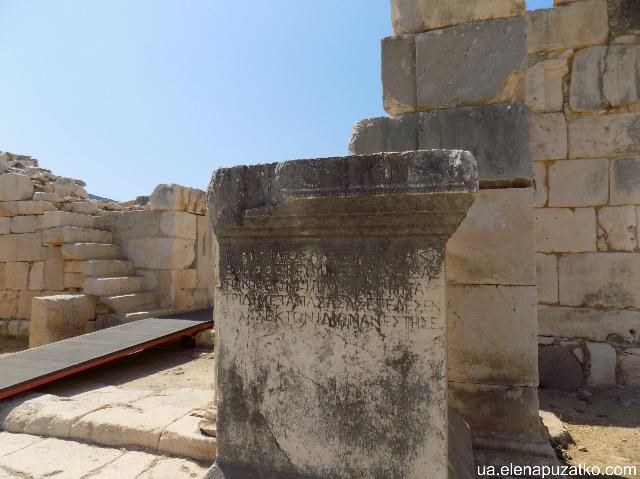 античне місто патара туреччина фото 21