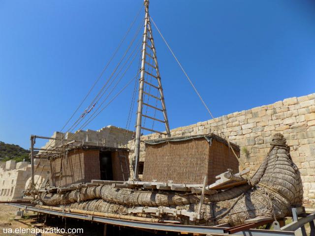 античне місто патара туреччина фото 23