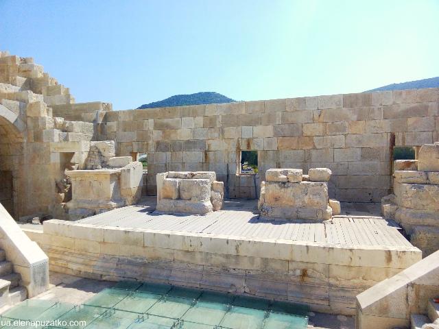 античне місто патара фото 8