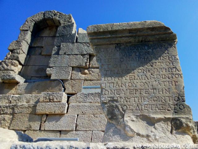 античне місто патара фото 9