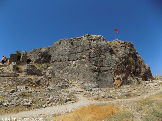 античне місто тлос туреччина фото 12