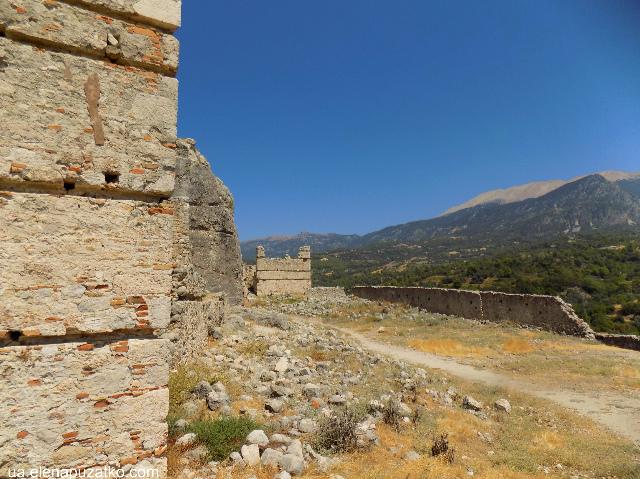 античне місто тлос фото 14