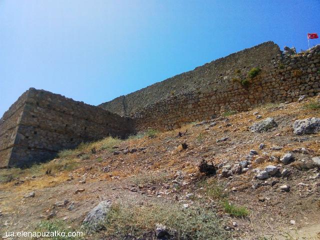 тлос античне місто фетхіє фото 20