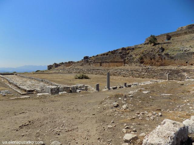 тлос античне місто фото 4
