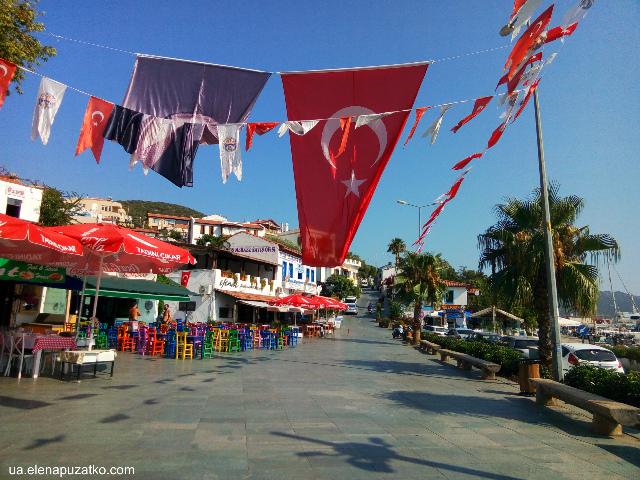 туреччина місто каш фото 28
