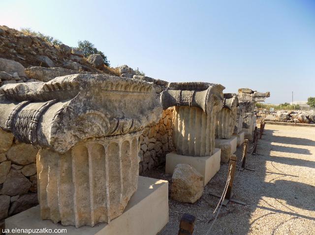 летоон музей античного міста туреччина фото 10