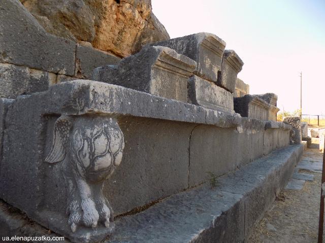 музей античного міста летоон фото 15