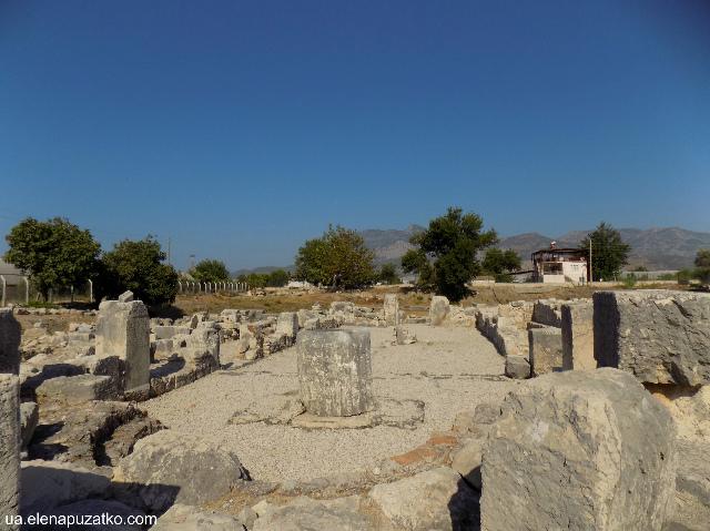 летоон античне місто фото 8