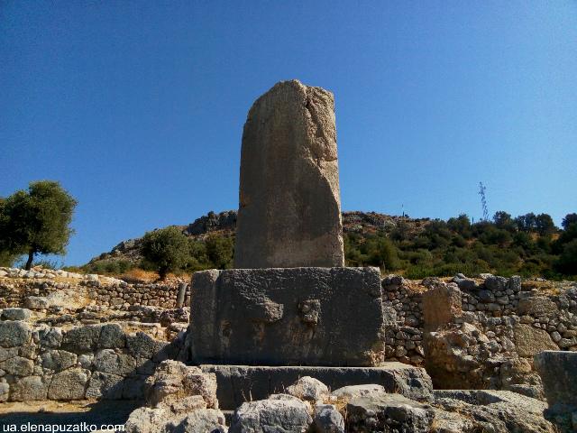 античне місто ксантос фото 15