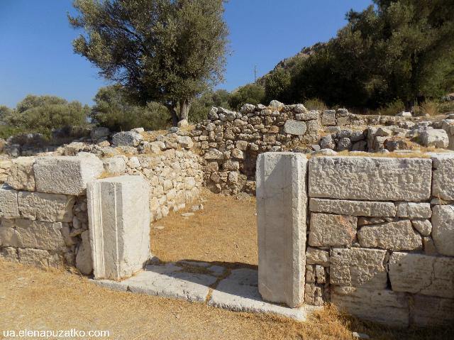 античне місто ксантос туреччина фото 20