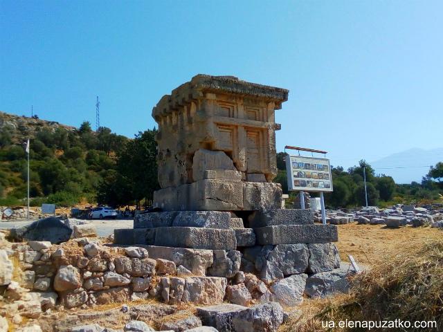 ксантос туреччина фото 30