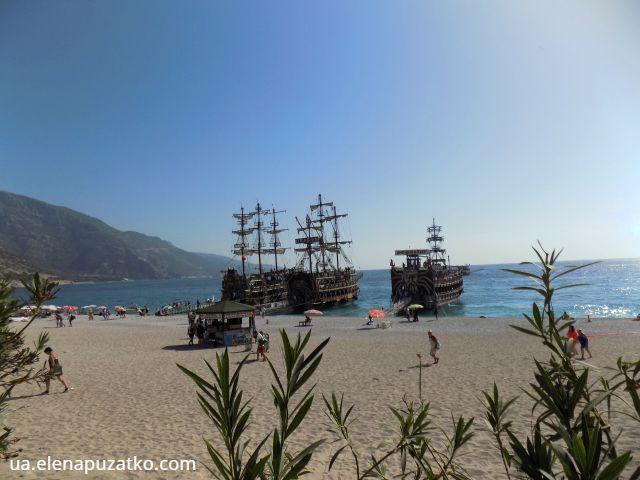 олюденіз пляж фото 9