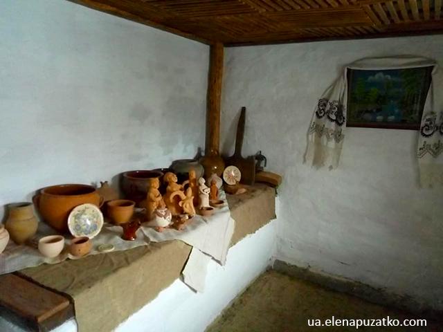 музей гончасртва дибинці