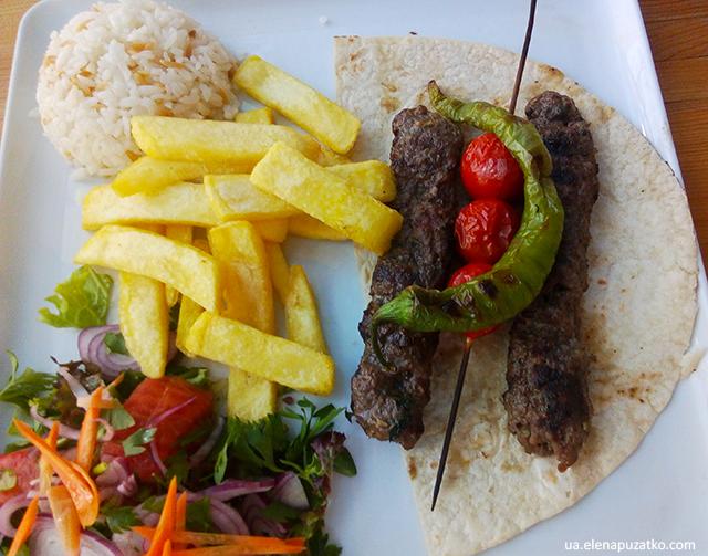 фетхіє ресторани