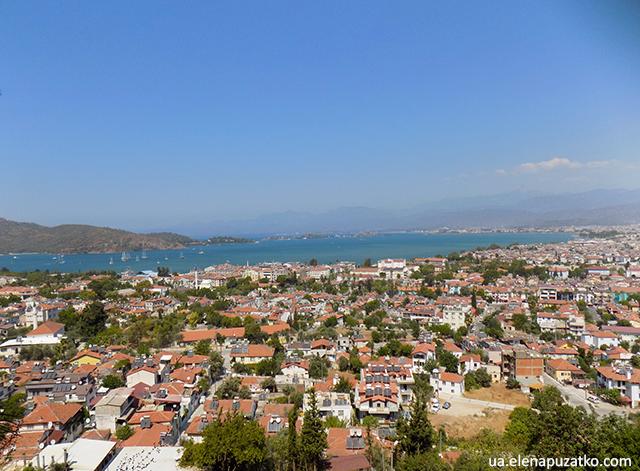фетхіє туреччина фото
