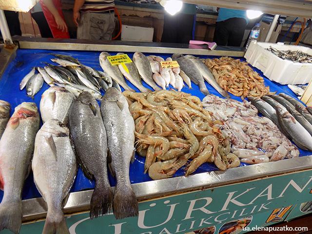 рибний ринок фетхіє фото 34